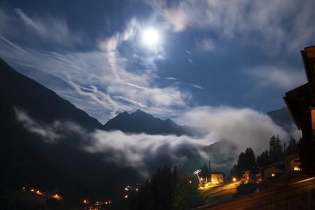 Superluna Austria