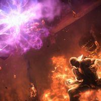 El modo historia de Tekken 7 se presenta con Akuma y Heihachi dejandose los nudillos