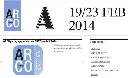Aplicación gratuita y entrada a precio reducido para ARCO Madrid 2014