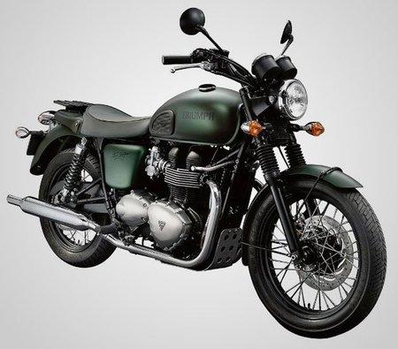 Motocicleta Triumph Steve McQueen en edición limitada
