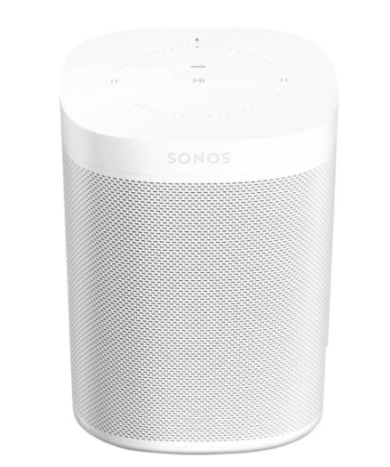 Altavoz inteligente Sonos One Blanco Multiroom Wi-Fi y control de voz