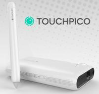 TouchPico convierte cualquier pared en una pantalla interactiva con Android