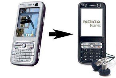 Convertir el Nokia N73 a Music Edition