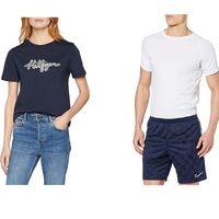 Chollos en tallas sueltas de pantalones, camisetas y accesorios deportivos de marcas como Levi's, Nike o Jack & Jones en Amazon