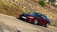BMW 650i Coupé y Cabrio, prueba (conducción y dinámica)