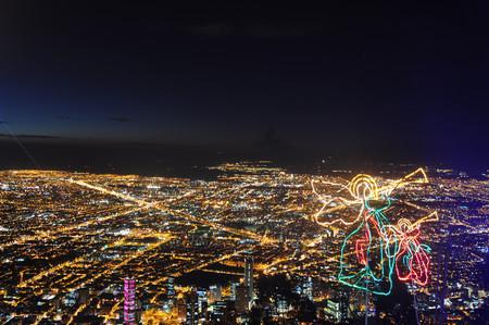 Waze nos cuenta cuánto aumenta el tráfico un día antes de Navidad en Colombia