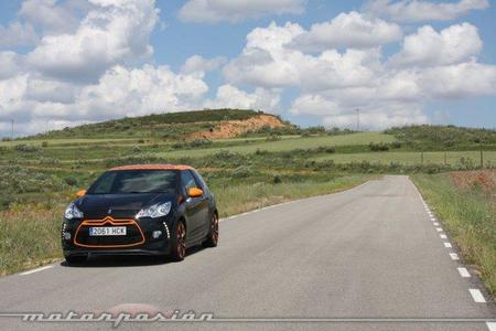Citroën DS3 Racing, prueba (valoración y ficha técnica)
