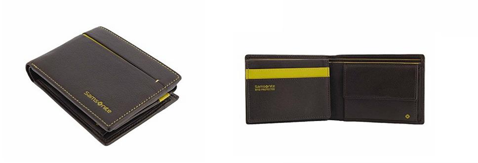 f15b5d00d Seguridad para tus tarjetas contactless: cartera de piel Samsonite con  tecnología RFID por 21,34 euros en Amazon (Preventa)