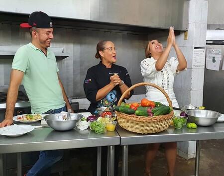 Masterchef Mexico Conoce Quien Es La Chef Betty Vazquez Hotel