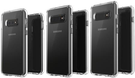Galaxy S10E, Galaxy S10 y Galaxy S10+: la nueva familia insignia de Samsung posa a detalle en esta nueva imagen
