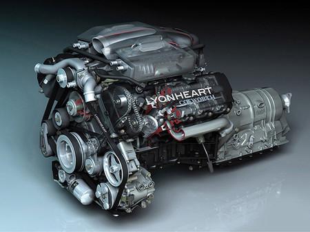 Motor del Lyonheart K