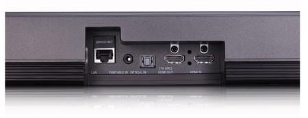 LG sound bar SJ9