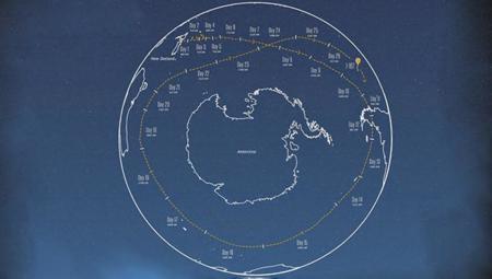 Los globos de Google y su Project Loon completan su primera vuelta al mundo
