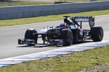 Terminan los entrenamientos de pretemporada en Jerez con Rubens Barrichello a la cabeza