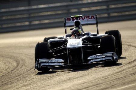Pastor Maldonado usará su noveno motor de la temporada en Abu Dhabi