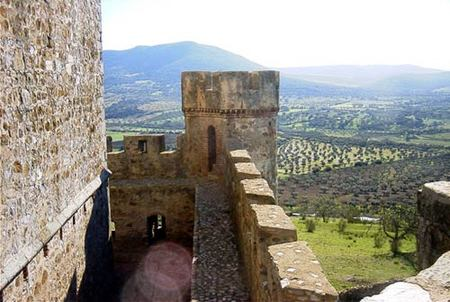 Castillo Extremadura