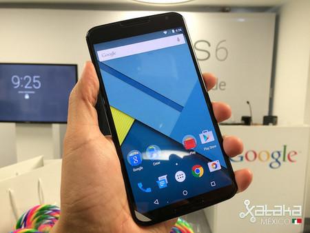 Nexus 6, primeras impresiones