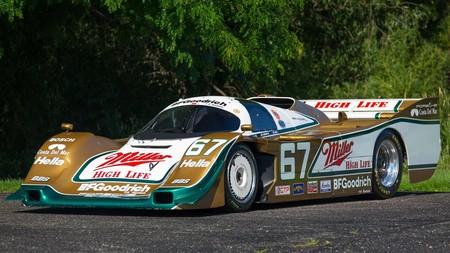 Este Porsche 962 ex Derek Bell es una auténtica joya, y sale a subasta el mes que viene en Monterey