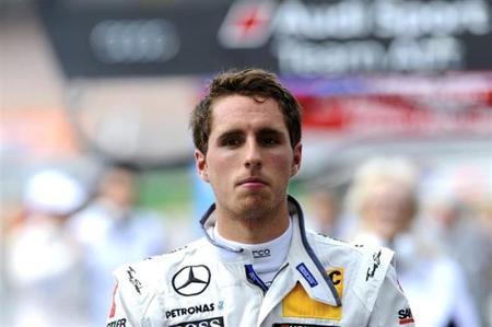 Dani Juncadella suena de nuevo para el Test de Jóvenes Pilotos con Williams