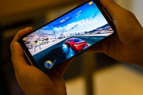 ASUS ROG Phone: el smartphone para jugones que llega con cámara de vapor, sensores táctiles, HDR y 90 Hz [actualizado]