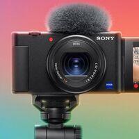 Sony VLOG ZV-1: la cámara perfecta para videobloggers, ahora más barata que nunca en Amazon por 629 euros