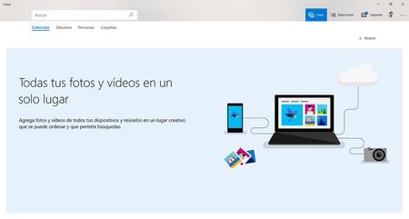 Fotos de Windows 10 incluirá 'Timeline', nueva galería e importación de audio para edición de vídeo según una filtración