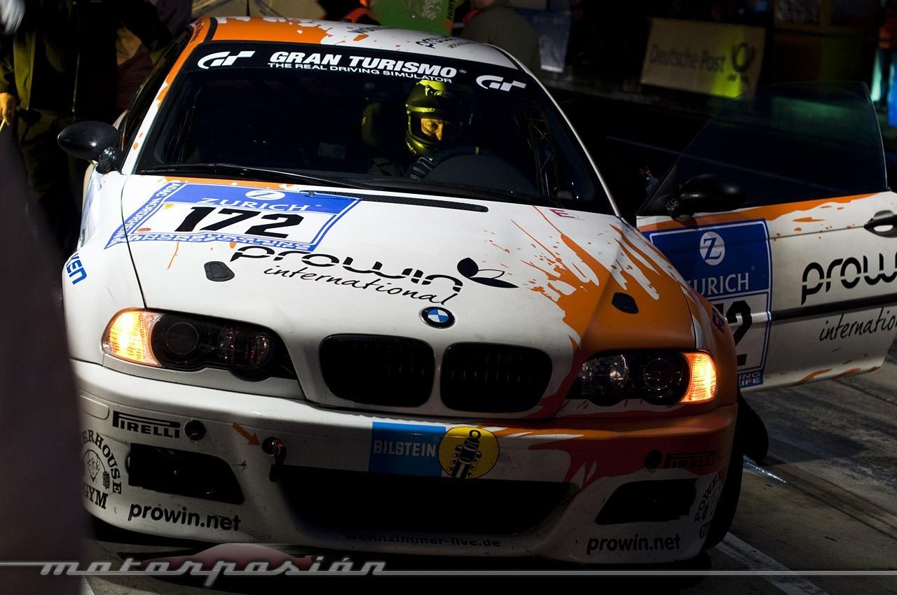 Foto de La increíble experiencia de las 24 Horas de Nürburgring (24/114)
