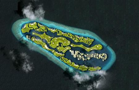 Golf Maldivas