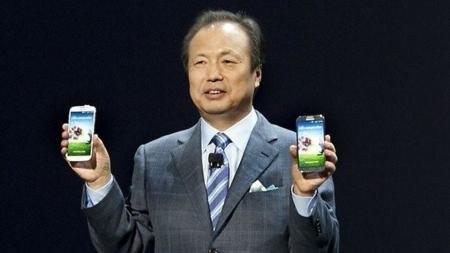 La cúpula de Samsung se queda como está, J.K. Shin se mantendrá al mando