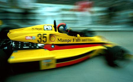 """Hans Heyer, el único participante """"pirata"""" de la historia de la Fórmula 1"""