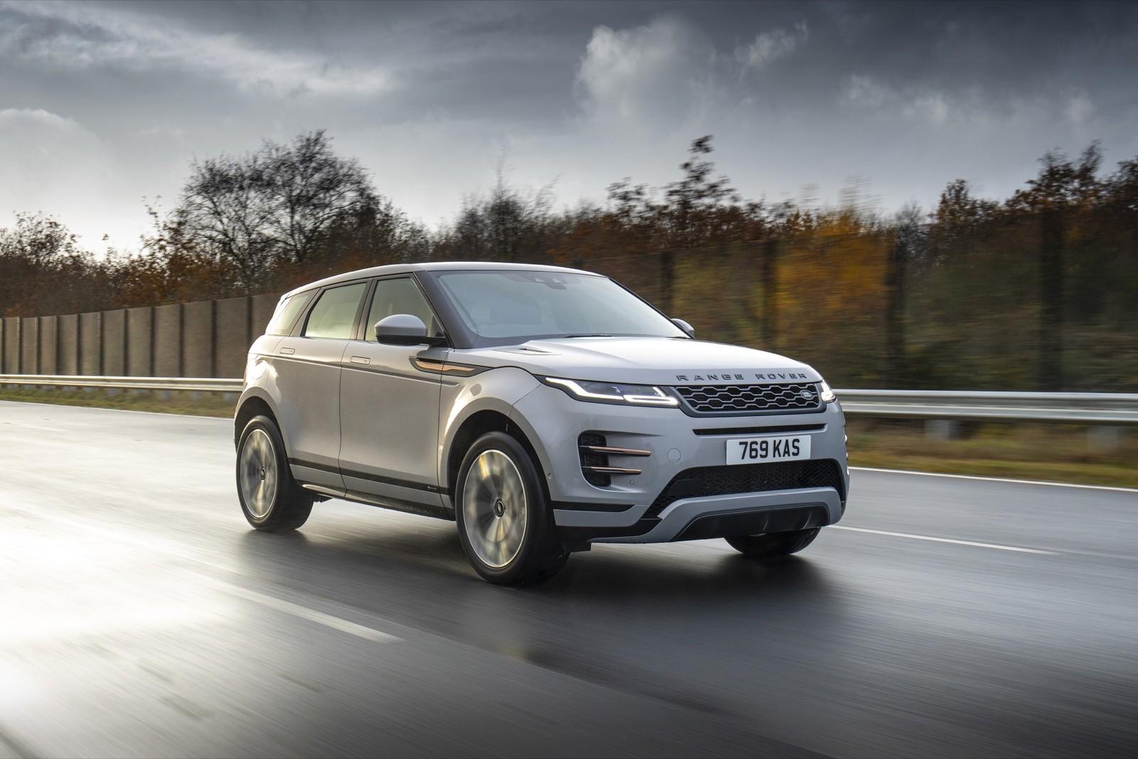 Range Rover Evoque PHEV 2020