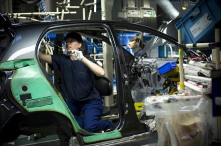 Producción Toyota Yaris