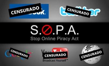 Ley Döring, SOPA y PIPA son acusadas de violar los derechos de los usuarios