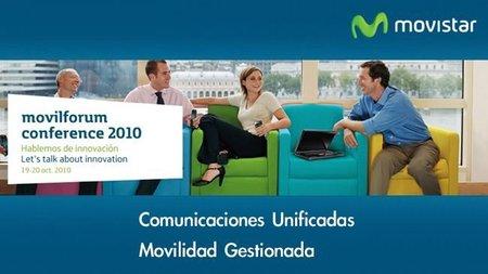 Telefónica presenta dos nuevas soluciones para empresas: Comunicaciones Unificadas y Movilidad Gestionada