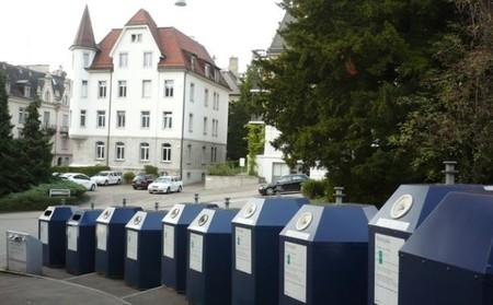 Suiza, el país que más recicla
