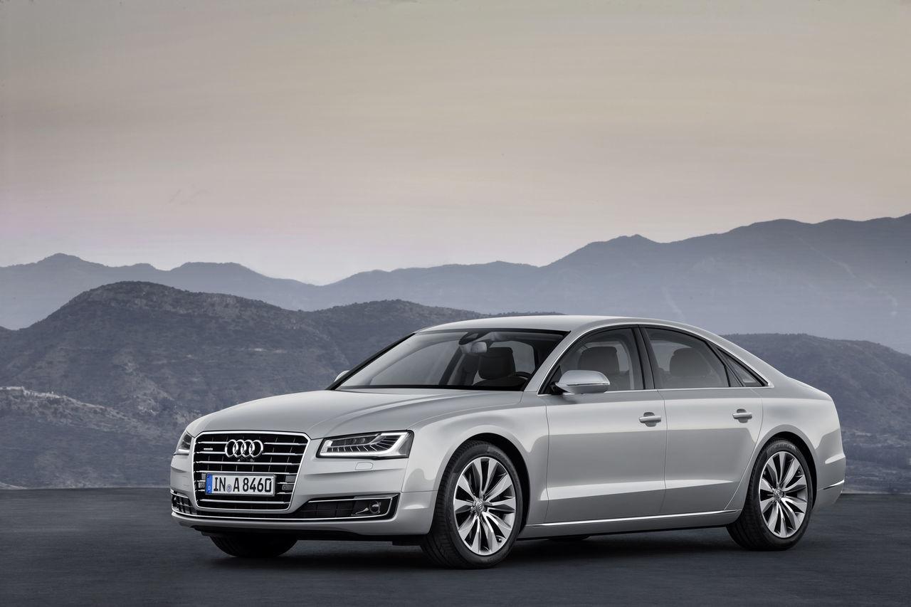 Foto de Audi A8 2013 (11/67)