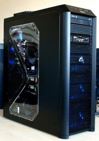 Mountain GTM 2000, su ordenador para jugar actualizado a los últimos Intel Core