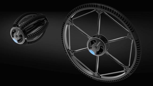 Revolve Wheel 29
