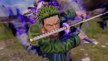 Zoro y Sasuke cruzan sus espadas en el nuevo gameplay de Jump Force [E3 2018]