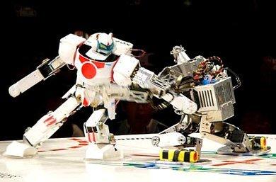Los 10 robots más extraños