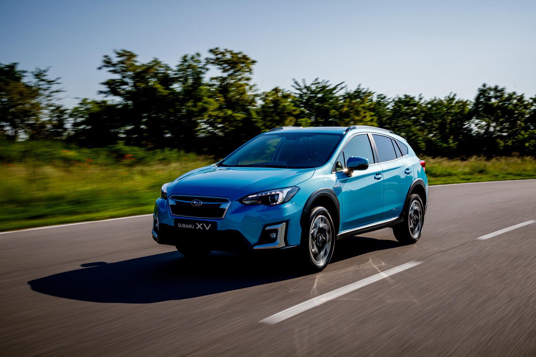 Foto de Subaru Forester y XV Eco Hybrid (13/18)