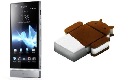 Sony Xperia P empieza a recibir Android 4.0 (Ice Cream Sandwich)