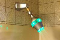Uji, la ducha que te ayuda a no desperdiciar agua