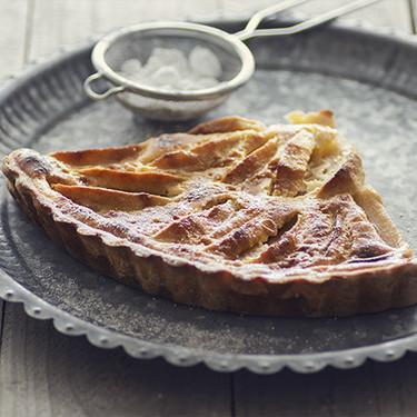 Tarta normanda de manzana: receta de postre al estilo francés