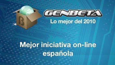Lo mejor del 2010: mejor iniciativa on-line española