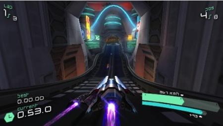 'Wipeout Pulse' podría salir para PS2