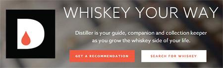 Distiller, una aplicación para los amantes del whisky