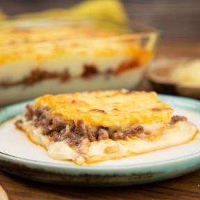 """Pastel de patata y carne: una receta fácil, rápida y con un """"toque british"""""""