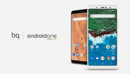 Android One, a bordo de los nuevos Aquaris X2