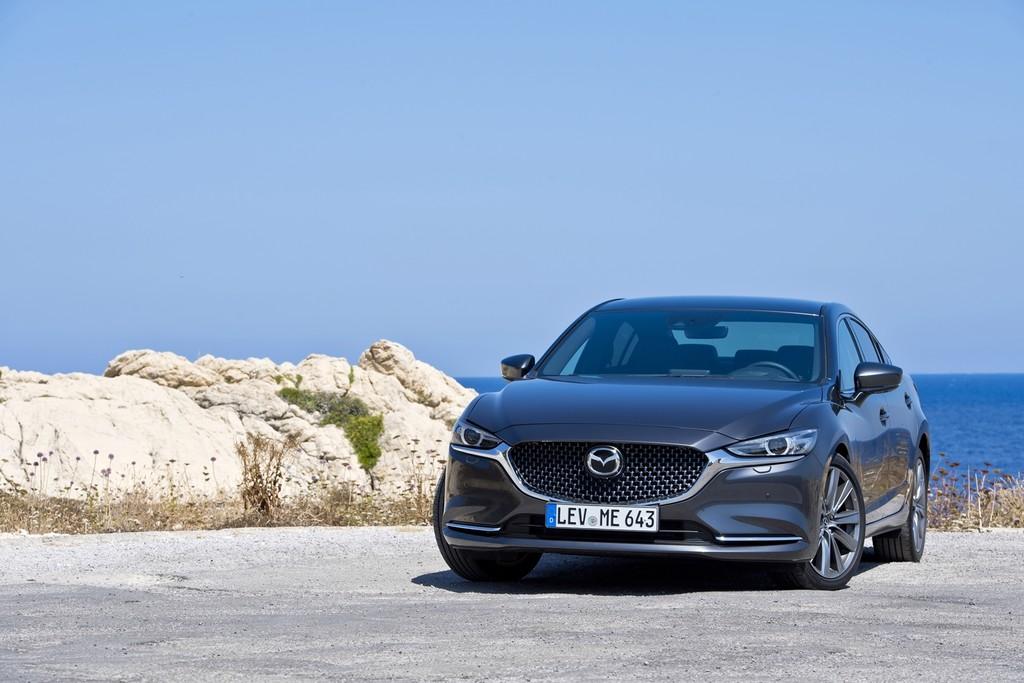 Mazda Mazda6 2018 045